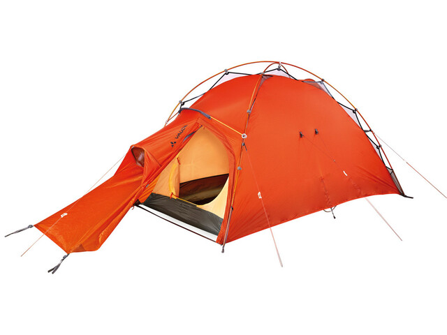 VAUDE Power Sphaerio Tent 2P, orange